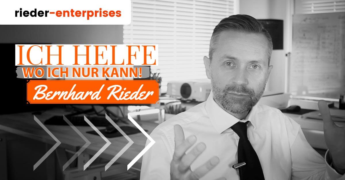 Rieder Enterprises LLC – Finanzen, Kredite, Anlagen, Vermögen, Geld  Wirtschaftsmagazin