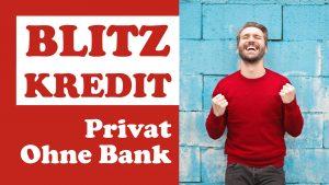 Blitzkredit-privat-ohne-bank