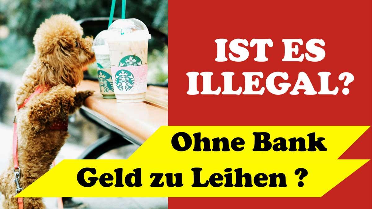 Illegal-Geld-Leihen